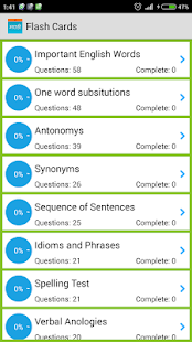 Learn English Grammar- Marathi- screenshot thumbnail