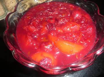 Kimi's One Of A Kind Fresh Cranberry Sauce