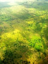 Photo: Aerial view of Dominica Republic, from Delta Flight 482 (JFK - Punta Cana) over North Atlantic Ocean