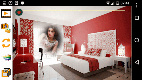 bedroom photo frames screenshot thumbnail