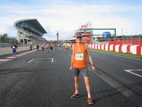 Photo: Cursa Mulla't i corre Circuit de Catalunya 27/4/14