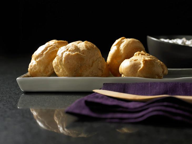 Appetizer Cream Puffs