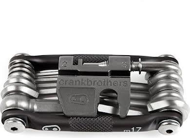 Crank Brothers Multi-17 Mini Tool, Nickel alternate image 1
