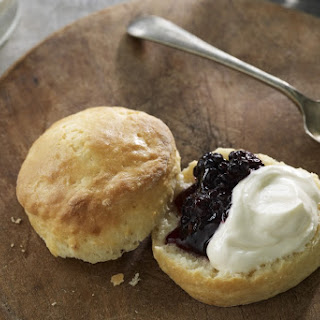 Greek Yoghurt Scones