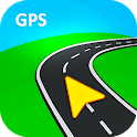 GPS Location Map Navigation & Street View App 2019 icon