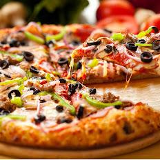 Veggie Personal Pizza