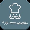 Recetas de cocina gratis icon