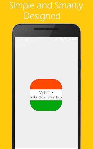 Vehicle RTO Registration info