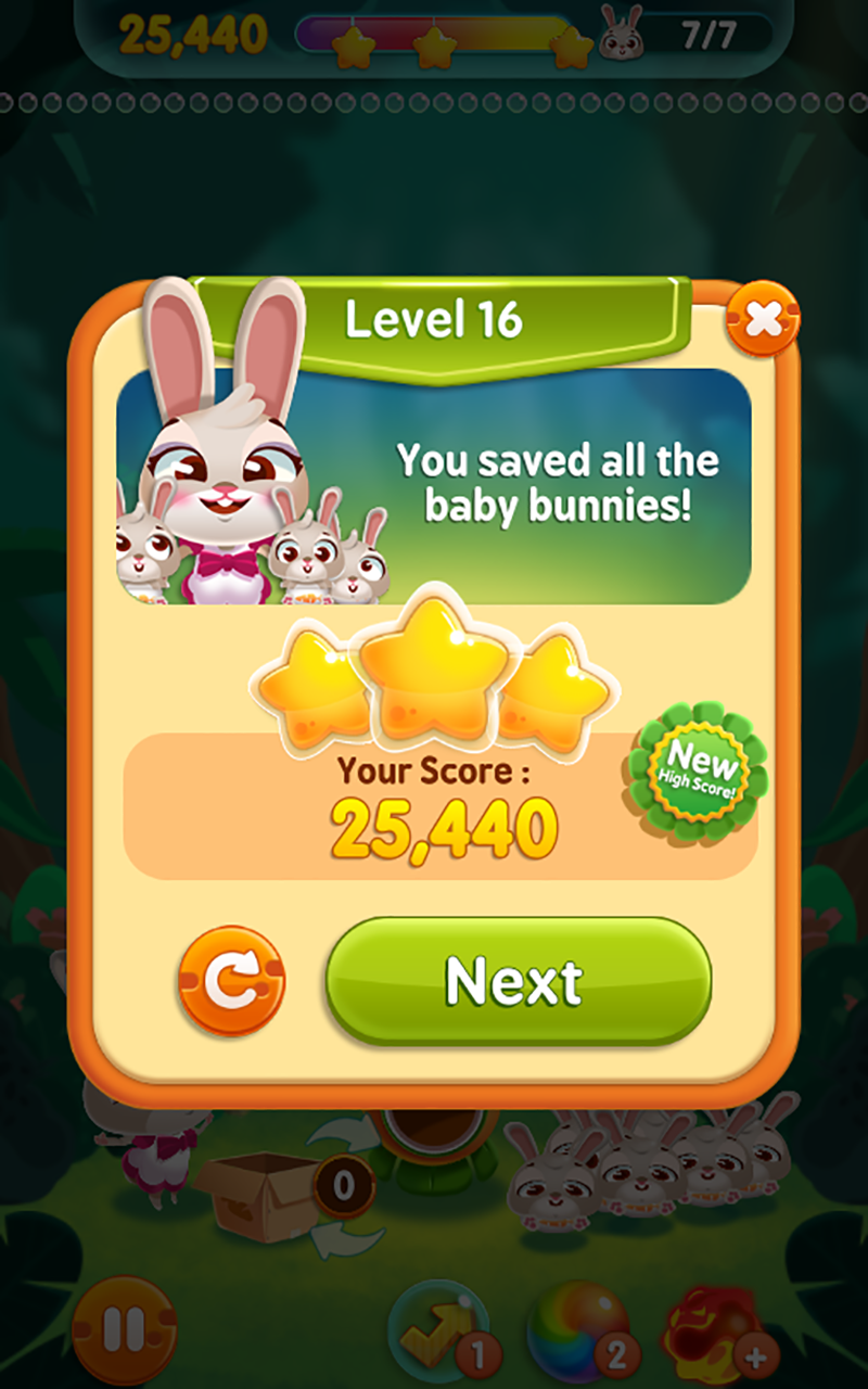 Bunny Pop Screenshot 10