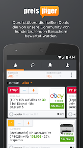 Preisjäger: Black Friday Deals screenshot 0
