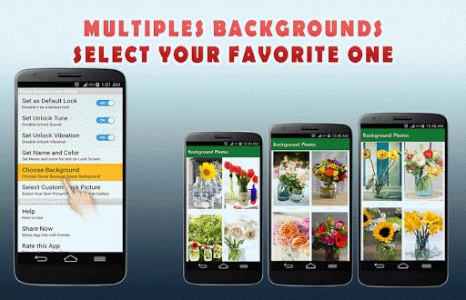無料个人化Appのフラワーブーケの画面のロック|記事Game