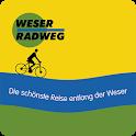 Weser-Radweg: App der InfoZentrale Weser-Radweg icon