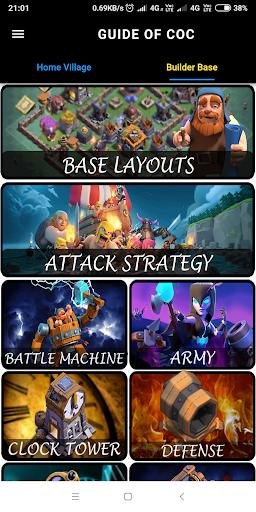 Guide of COC 1.0.0 screenshots 2