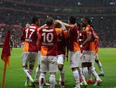 L'altercation musclée entre deux joueurs de Galatasaray sur le terrain