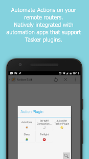 DD-WRT Companion Tasker Plugin- screenshot thumbnail