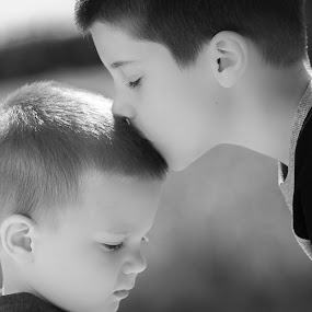Brothers.. by Zoran Savic - Babies & Children Children Candids