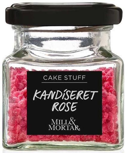 Karamelliserat rosblad – Mill & Mortar