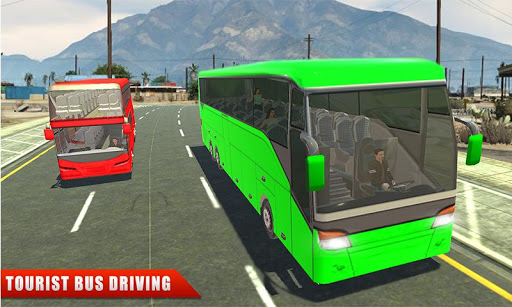 Euro Coach Bus Driving - offroad drive simulator 1.3 screenshots 4