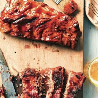 Classic Pork Back Ribs.