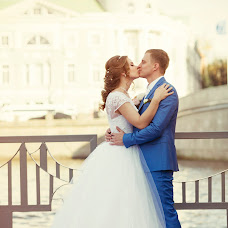 Wedding photographer Yana Slavinskaya (sentyabryaka). Photo of 06.03.2018