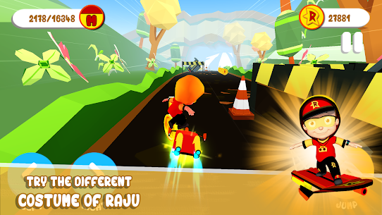 Mighty Raju 3D Hero MOD Apk 1.0.31 (Unlimited Coins) 7