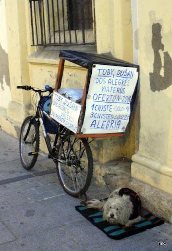 Notas cordobesas viajeros for Caseta guarda bicicletas