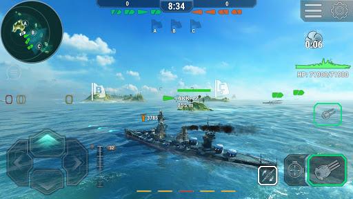 Warships Universe: Naval Battle ss3