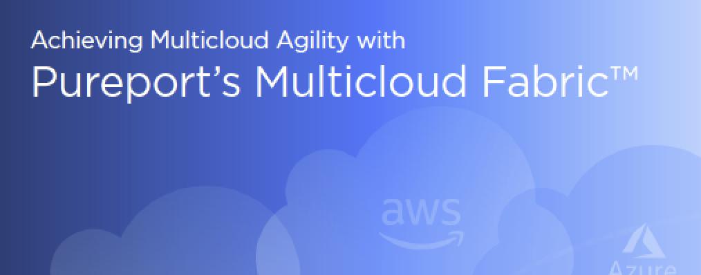 Achieving Multi-cloud Agility with Pureport's Multicloud Fabric