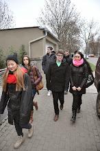 Photo: Dějepisná exkurze do vily Tugendhat v Brně (čtvrtek 19. prosinec 2013).