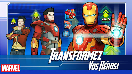 MARVEL Avengers Academy  captures d'écran 4
