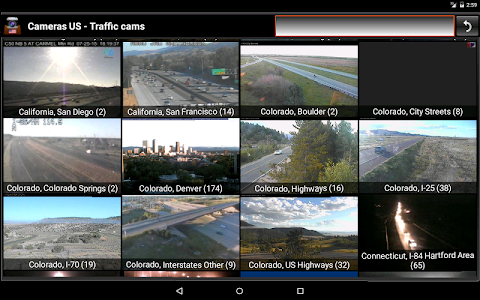 Cameras US - Traffic cams USA screenshot 10