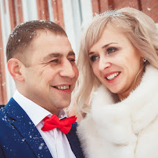 Wedding photographer Maksim Beykov (fotovtomske). Photo of 20.02.2017