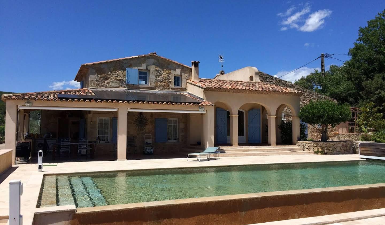 Villa avec piscine Cotignac