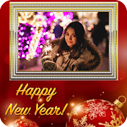 Happy New Year 2020 Photo Frame