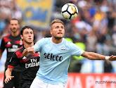 Serie A: Immobile zet AC Milan eigenhandig met de voeten op de grond, topdebuut voor Castagne