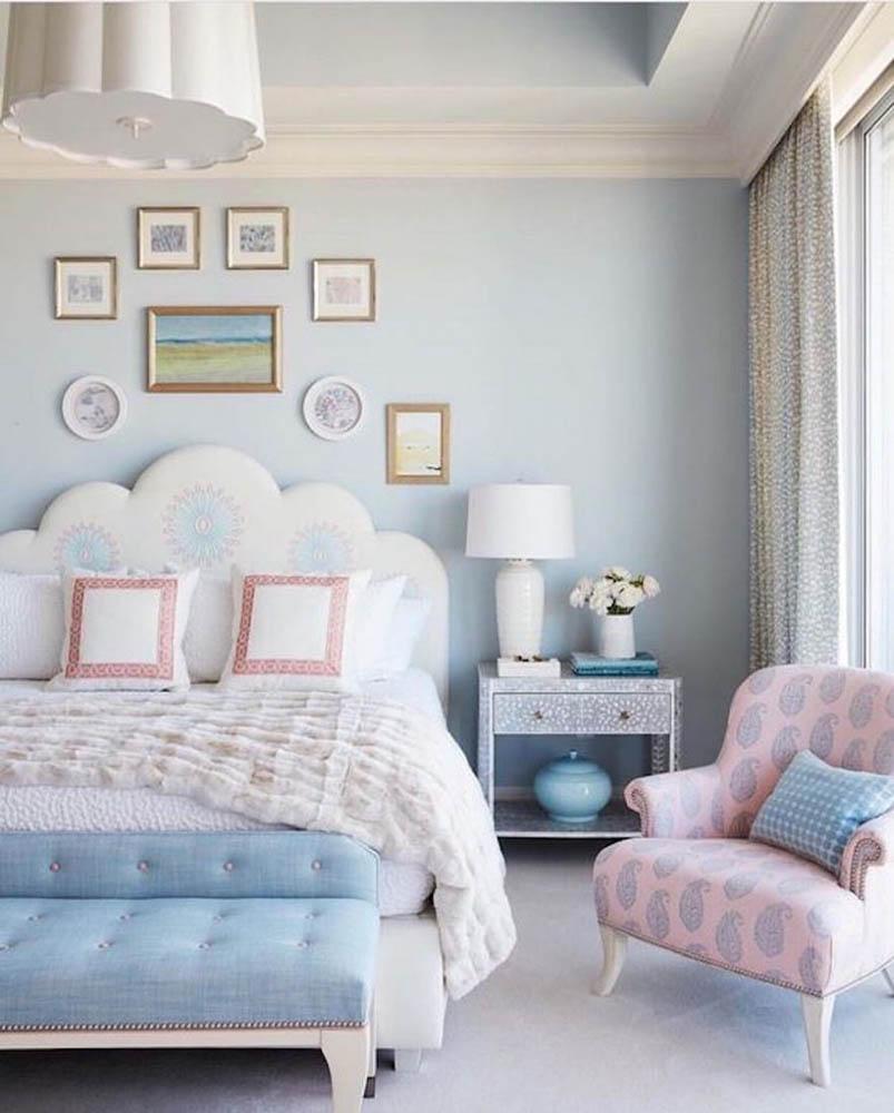 Cảm hứng màu pastel cho trang trí nội thất ngôi nhà của bạn