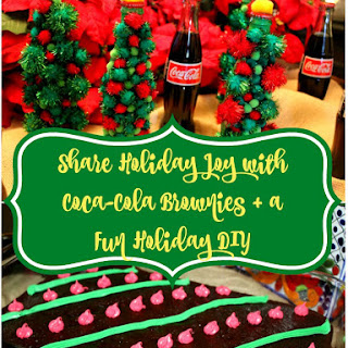 Share Holiday Joy with Coca-Cola Brownies