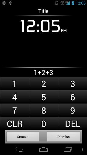 Alarm Clock Plus screenshot 5
