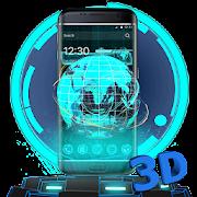 App 3D Rolling Next Tech Theme APK for Kindle