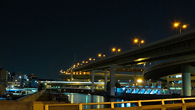 Photo: 天保山JCT (Tempozan Junction)