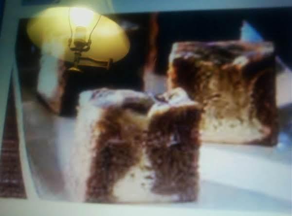 Philadephia Marbled Carrot Cake Bars