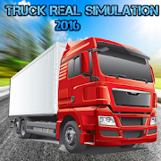 Truck Real Simulation 2016