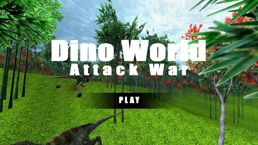 Dino World Attack War