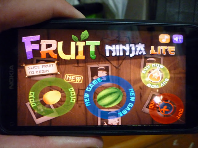 fruit ninja full version free  for nokia