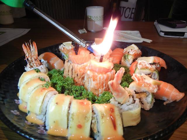 Sakae Candle