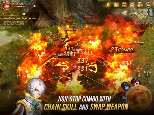 World of Dragon Nest (WoD) screenshot 10