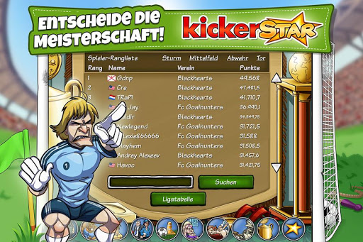 SoccerStar screenshot 5