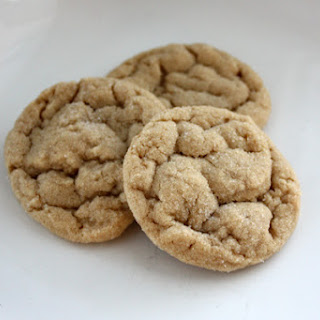 Soft & Chewy Peanut Butter Cookies.
