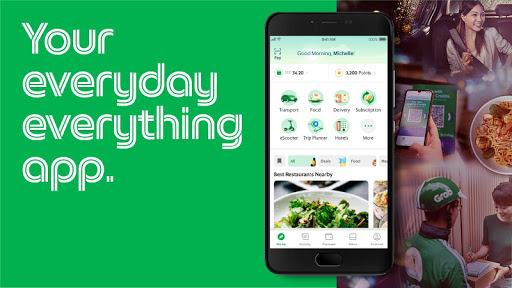 Grab - Transport, Food Delivery, Payments 5.74.0 screenshots 1