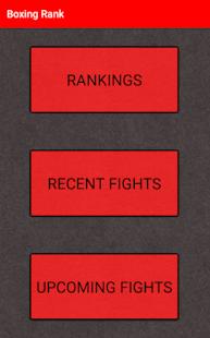 Boxing Rank - náhled